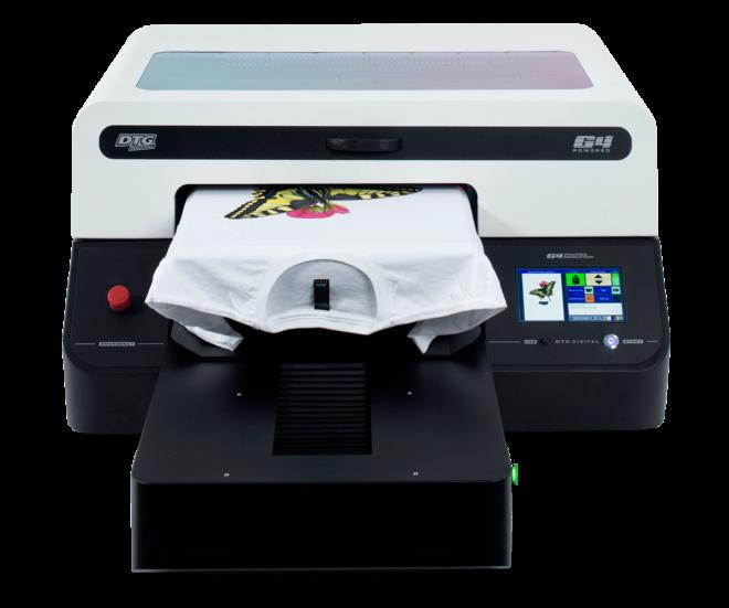 DTG G4 Direct To Garment Printer