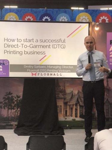 1. Làm thế nào để bắt đầu một doanh nghiệp in DTG thành công