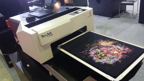 2. Brand new Polyprint Texjet Echo direct to garment printer