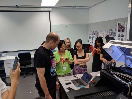 3. Hội thảo DTG tại Đại học RMIT Việt Nam
