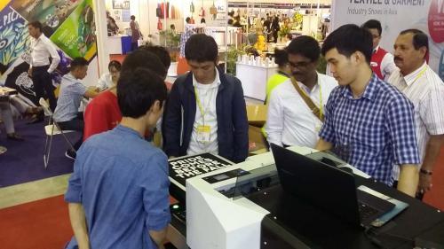 3. Visitors in VTG 2018 interested in DTG technology