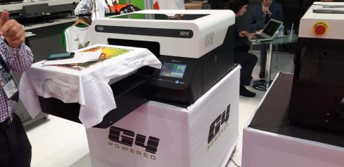 6. DTG Digital G4 direct to garment printer