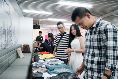 5. T-shirts and brochures giveaway